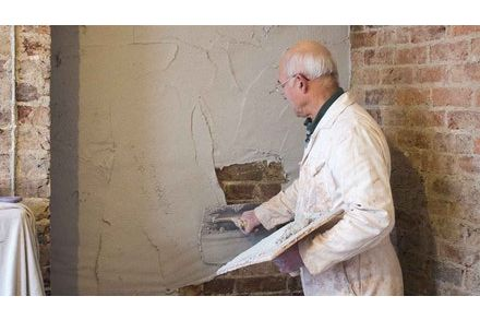Replastering & Finishing